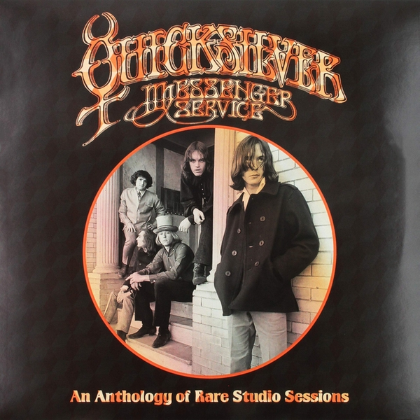 Quicksilver Messenger Service - An Anthology Of Rare Studio Sessions Vinyl