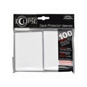 Ultra Pro Eclipse PRO-Matte Arctic White Standard 100 Sleeves (case of 6)