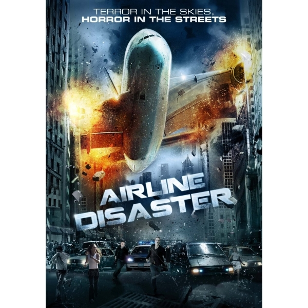 Airline Disaster DVD