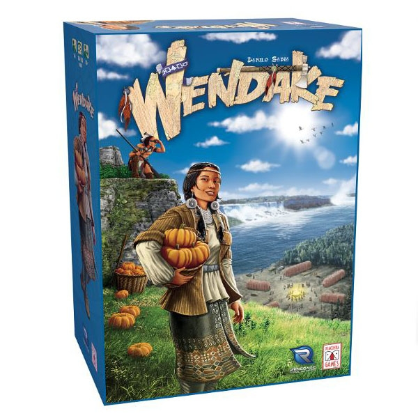 Wendake (English Only Edition 2018) Board Game