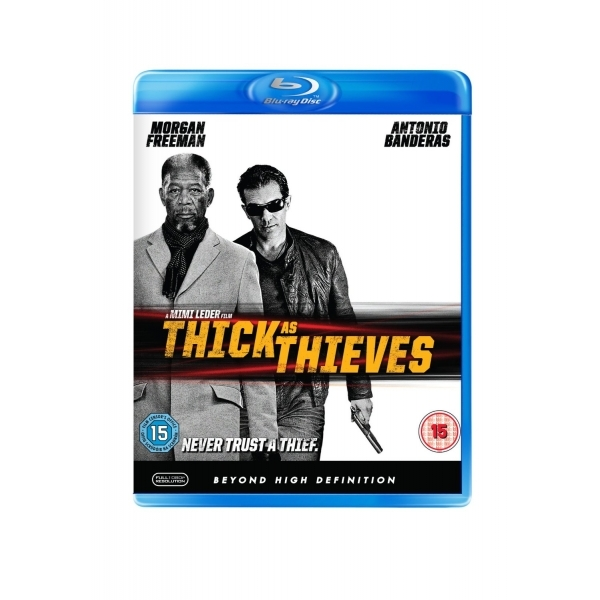Thick As Thieves Blu-ray
