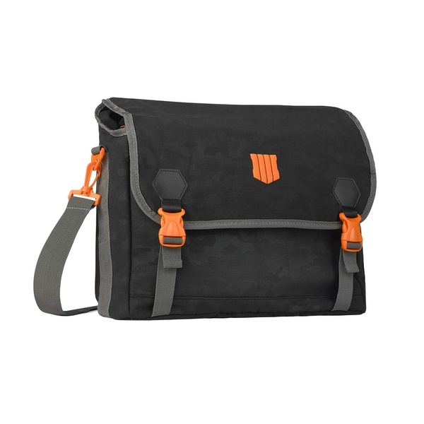 Call of Duty: Black Ops 4 Logo Messenger Bag