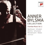 Anner Bylsma - Anner Bylsma Plays Chamber Music Vol. 2 CD