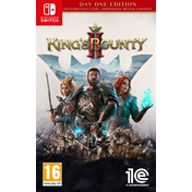 King's Bounty II Day One Edition Nintendo Switch Game