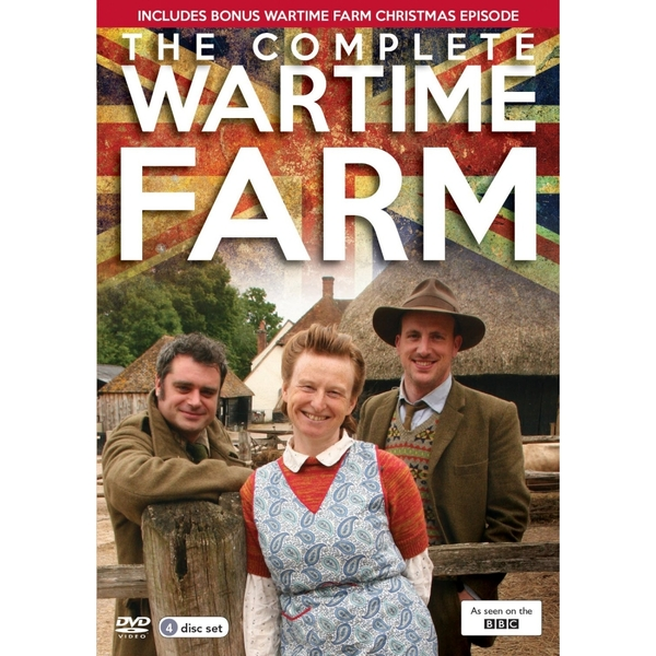 The Complete Wartime Farm DVD