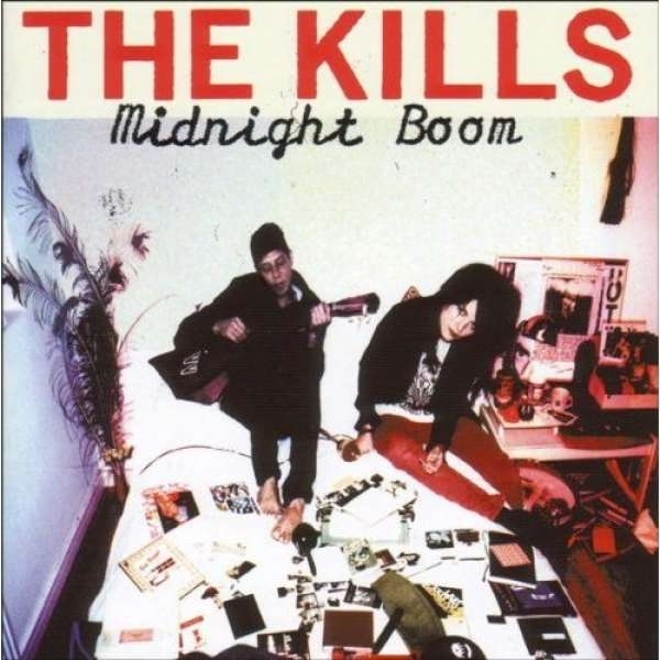 The Kills - Midnight Boom CD