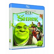 Shrek 3D Blu-Ray + DVD