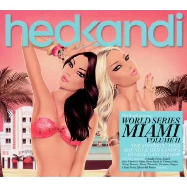 Various Artists - Hed Kandi - World Series Miami Vol 2 CD