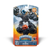 Special Halloween Edition Pumpkin Eye Brawl (Skylanders Giants) Undead Character Figure