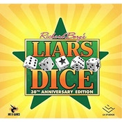 Liars Dice 30th Anniversary Edition Game