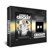 Legends Of Cricket  & Cufflinks Set DVD