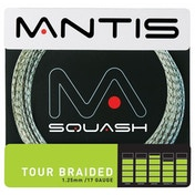 MANTIS Tour Braided 17G 10m Set White Black