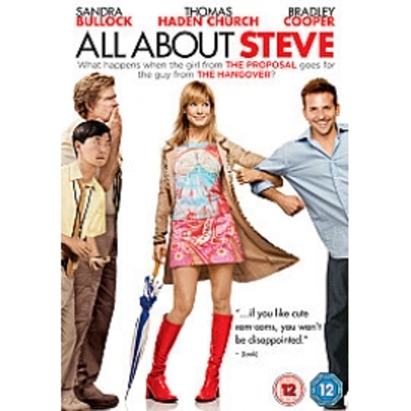 All About Steve DVD