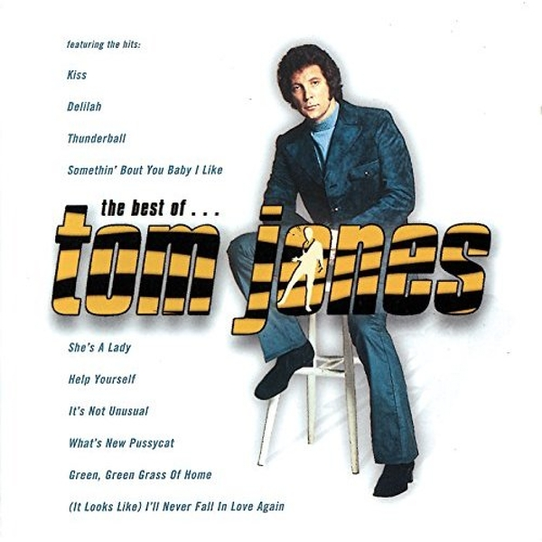 Tom Jones - Best Of CD