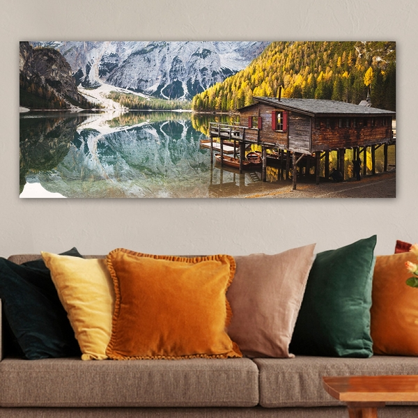 YTY1105363592_50120 Multicolor Decorative Canvas Painting