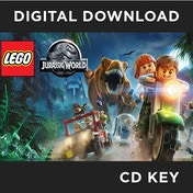 Lego Jurassic World PC CD Key Download for Steam
