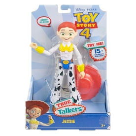 Disney Pixar Toy Story 4 True Talkers 7 Inch Figure - Jessie