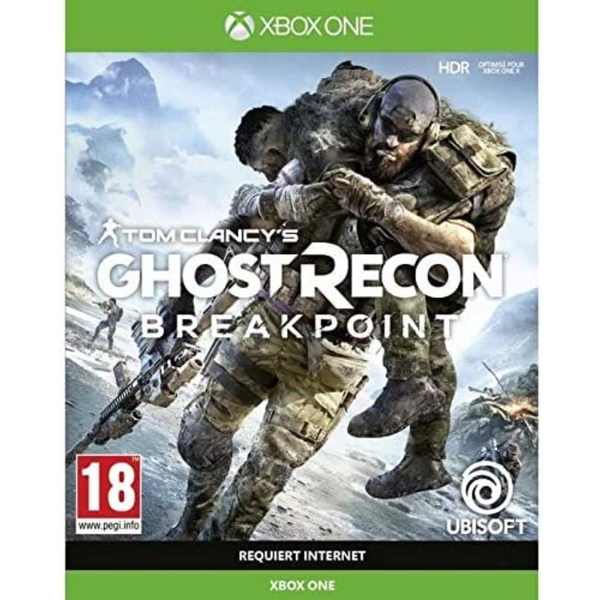 Ghost Recon Breakpoint Xbox One Game [French Version] - Image 1