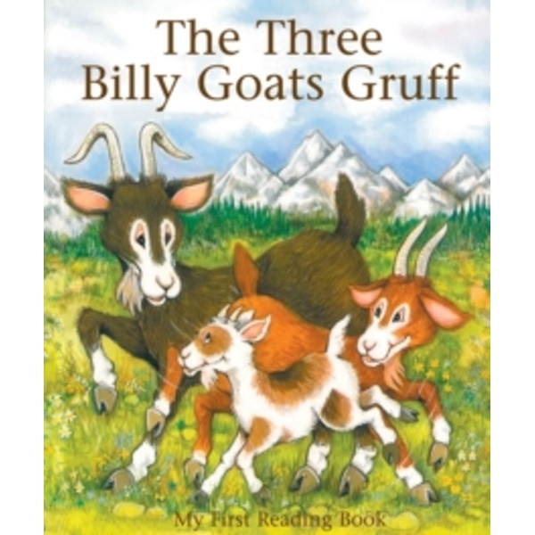The Three Billy Goats Gruff by Anness Publishing (Paperback, 2014)
