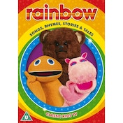 Rainbow: Songs, Rhymes, Stories and Tales DVD