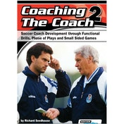SoccerTutor Coaching the Coach 2 Book