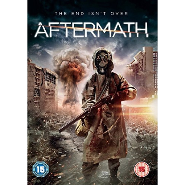 Aftermath (2015) DVD