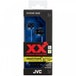JVC HAFX103MA Xtreme Xplosives In Ear Headphones with Mic & Remote Blue - Image 2