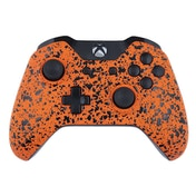 3D Splash Orange Edition Xbox One Controller