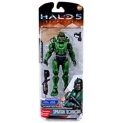 Mcfarlane Halo 5 Guardians Series 1 Spartan #5 Variant Solid