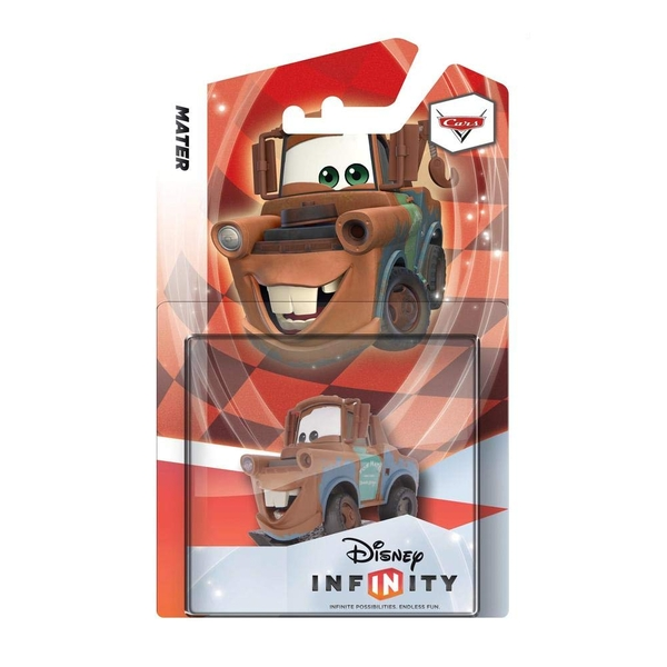 Disney Infinity 1.0 Mater (Cars) Character Figure