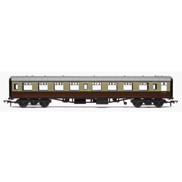 Hornby BR Mk.1 Tourist Second Open Coach Era 4 Model Train