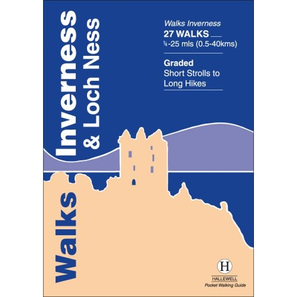 Walks Inverness and Loch Ness by Trina Wombell, John Wombell (Paperback, 2001)