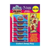 EPL Match Attax Extra 2017/18 Trading Card Game Multipack
