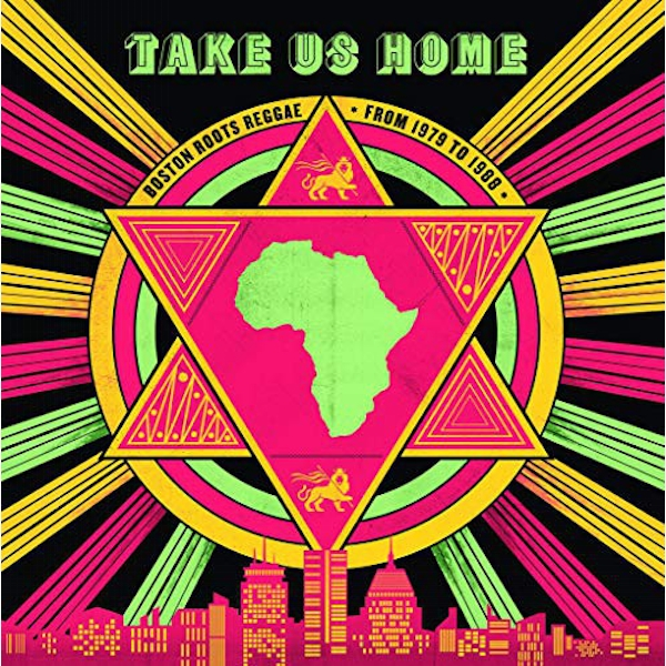 Various ‎- Take Us Home : Boston Roots Reggae (From 1979 To 1988) Vinyl
