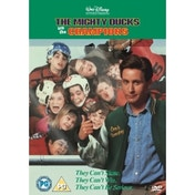 Mighty Ducks Are The Champions DVD
