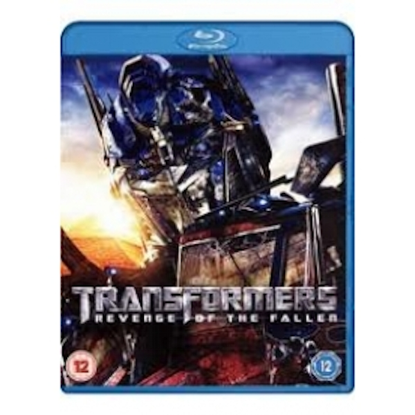 Transformers Revenge Of The Fallen (2009) Blu-ray