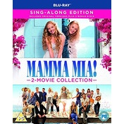 Mamma Mia! 2-Movie Collection %u2013 Sing-Along Edition Blu-ray
