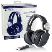 PS3 Official Sony 7.1 Pulse Wireless Stereo Headset Refurbshied by Sony