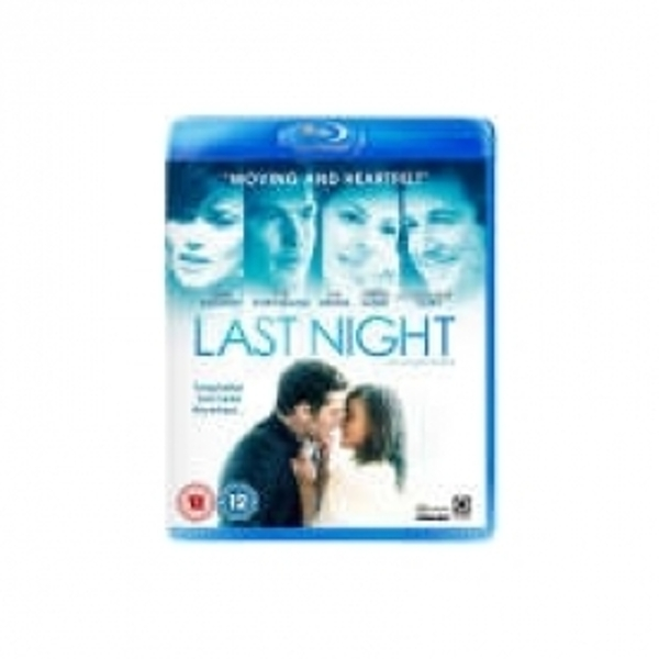 Last Night 2011 Blu-ray