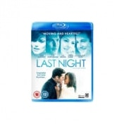 Last Night Blu-ray