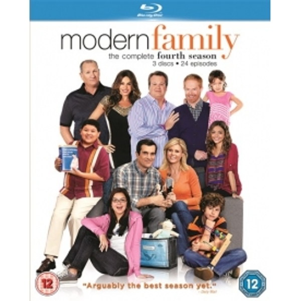 Modern Family - Season 4 Blu-ray