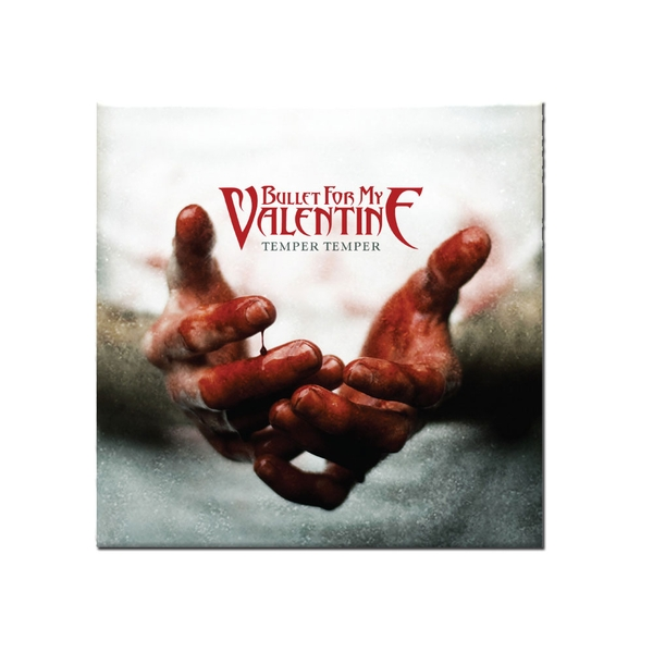 Bullet For My Valentine - Temper Temper Fridge Magnet