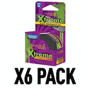 Pomberry Crush (Pack Of 6) California Scents Xtreme Cannister