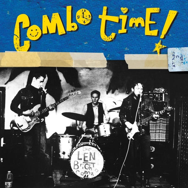 The Len Bright Combo - Combo Time! CD