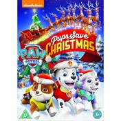 Paw Patrol - Pups Save Christmas DVD