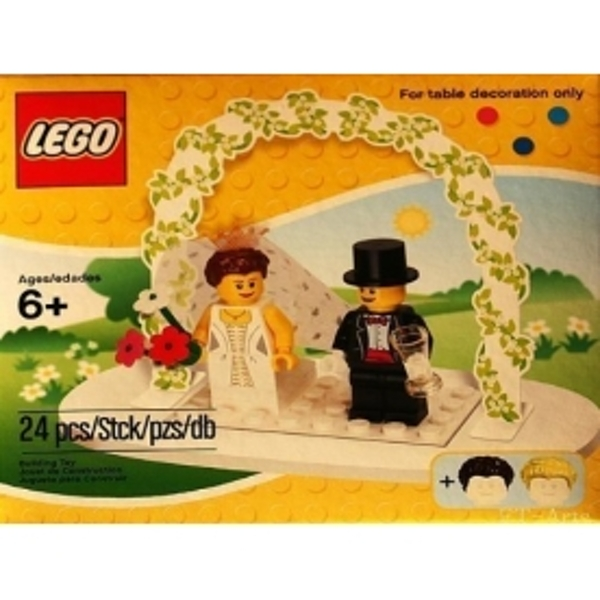 LEGO Minifigure Wedding Favour Set 853340