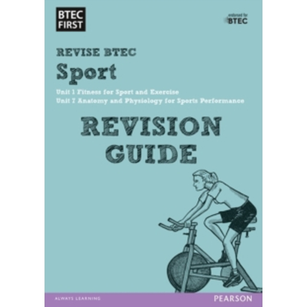 BTEC First in Sport Revision Guide by Pearson Education Limited (Paperback, 2014)