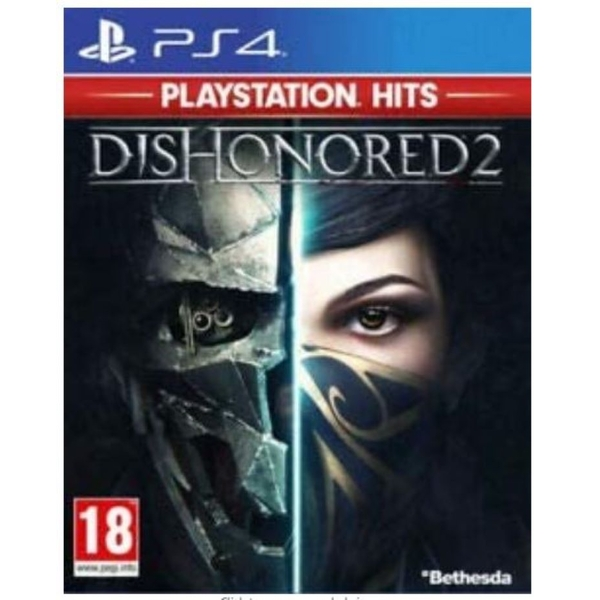 Dishonored 2 PS4 Game (Playstation Hits)
