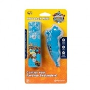 Blue Skylanders Giants Pro Pack Mini Remote & Nunchuk Wii