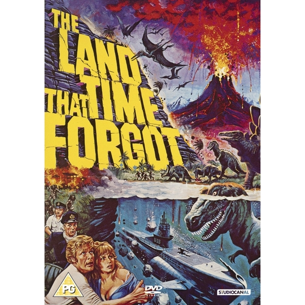the land that time forgot DVD